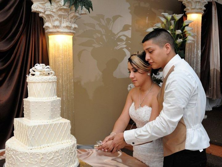 Tmx 1450638880825 Wedsicing Humble wedding cake