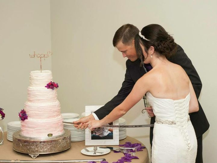 Tmx 1450638886088 Whoop Humble wedding cake