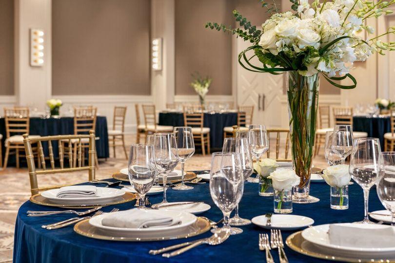 Reception in Riverside Ballroo