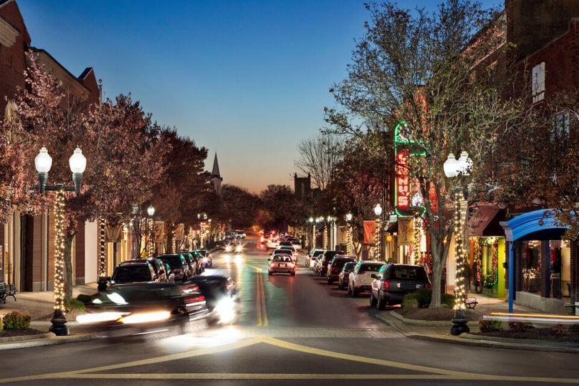 Historic Franklin / Main St.