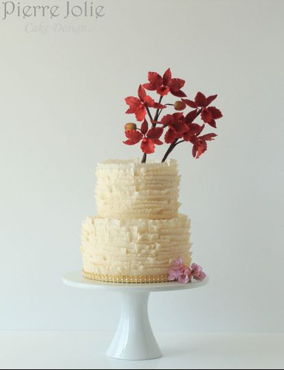Pierre Jolie Cake Design Wedding Cake Denver CO WeddingWire