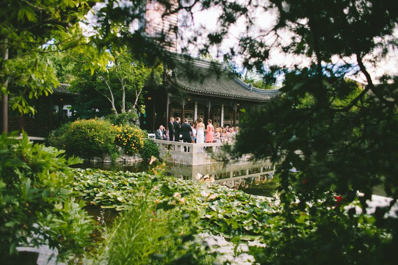 Lan Su Chinese Garden Venue Portland Or Weddingwire
