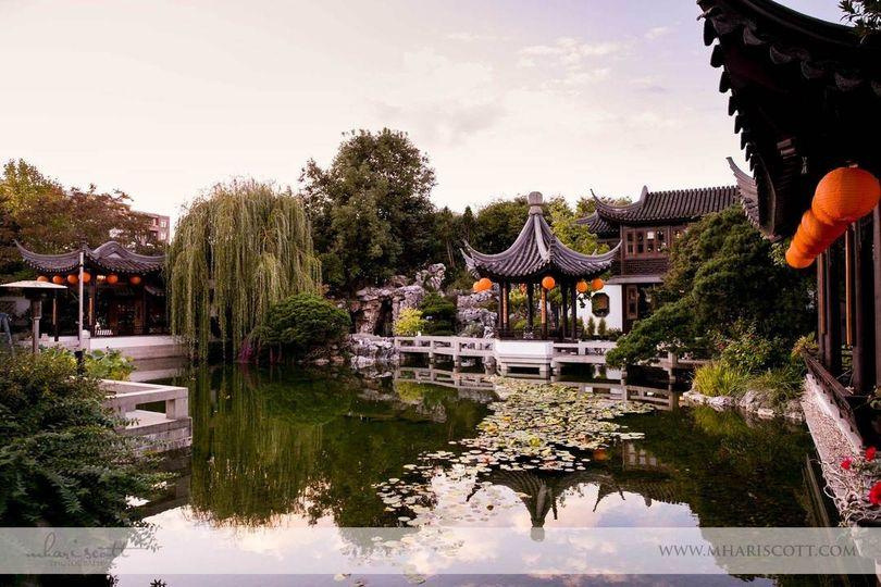 lan su chinese garden - Lan Su Chinese Garden
