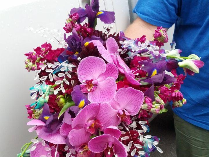 Tmx 1345643478817 IMG20120721084145 Pineville, North Carolina wedding florist