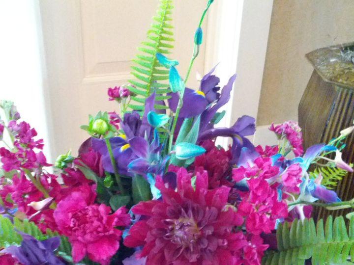 Tmx 1345643609387 IMG20120721144605 Pineville, North Carolina wedding florist