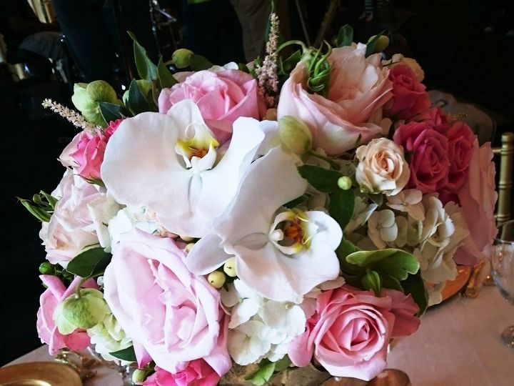 Tmx 1433966164337 Table Ball Pineville, North Carolina wedding florist