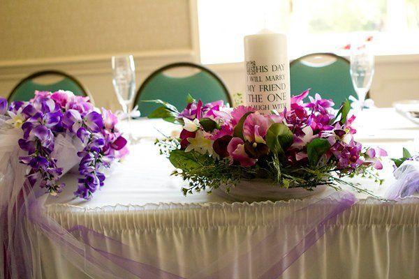 Tmx 1359342945949 Unitycandle Mikado wedding florist