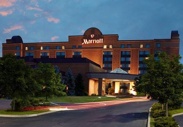 Cincinnati marriott north at union centre venue west - Hilton garden inn west chester ohio ...