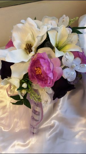 throw bouquet 1