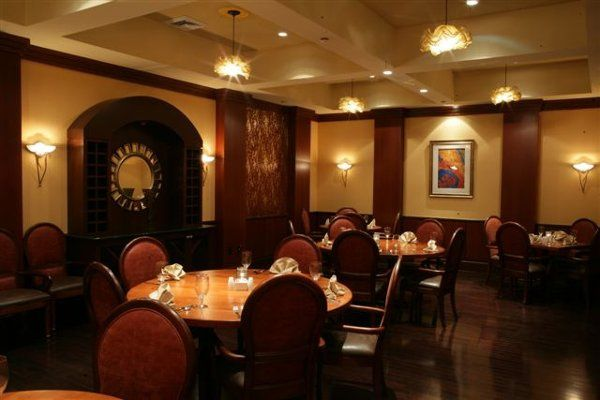 SONA Private Dining Room