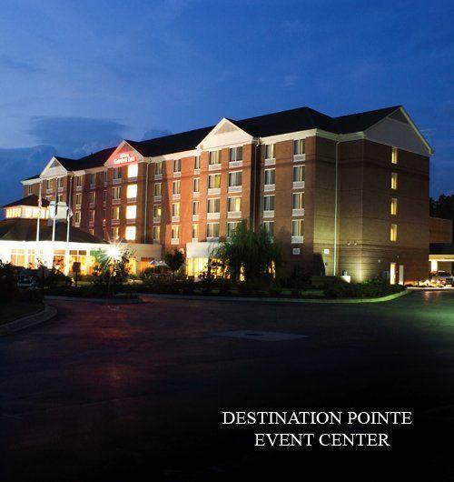 Hilton Garden Inn & Destination Point Event Center
