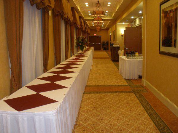 Event Center Hallway