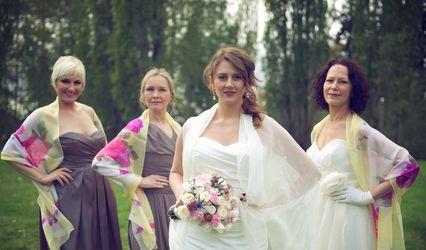 White Stole ~ Silk Wedding Wraps, Bridal Stoles, Silk Bridal Wraps, Couture Wedding Accessories 1