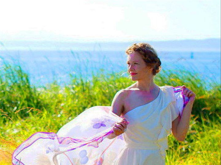 Tmx 1432419487979 Photoshoot   Beach  Leonard Frascatilpr Cropped Ba Seattle wedding dress