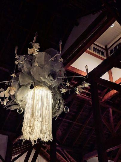 Light installations TW Carter
