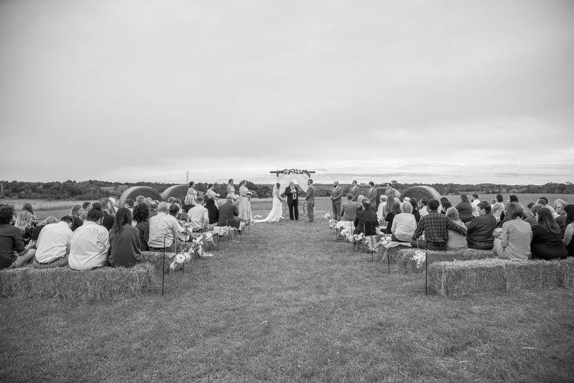 Z Barn Ceremony