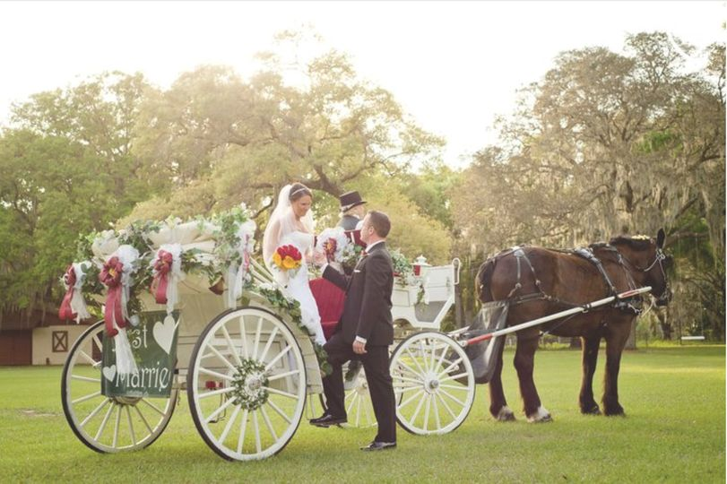 Wedding ride