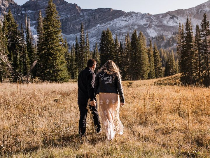 Tmx Albion Basin Utah Elopement 16 51 1801843 159053234316188 San Diego, CA wedding invitation