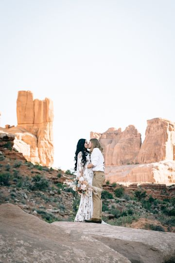 Lacey + Cody's Elopement