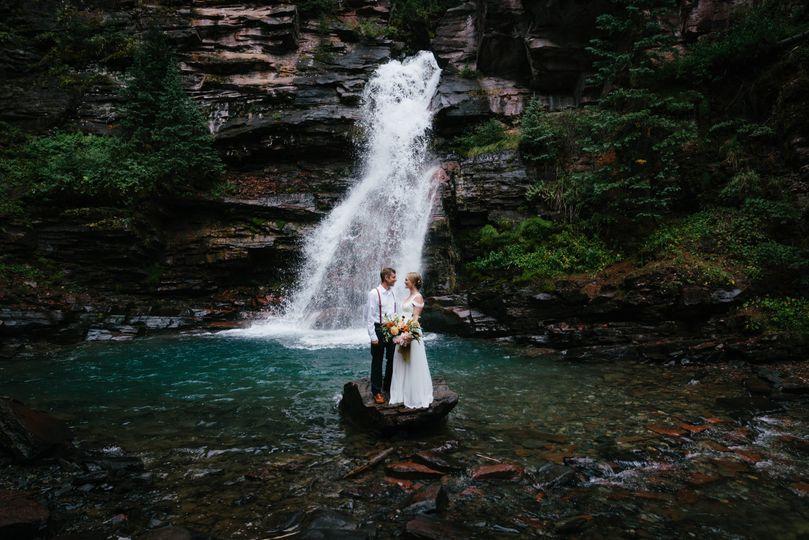Mallory + Seth mtn. elopement