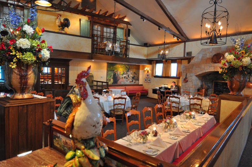 La Ferme Restaurant Bethesda