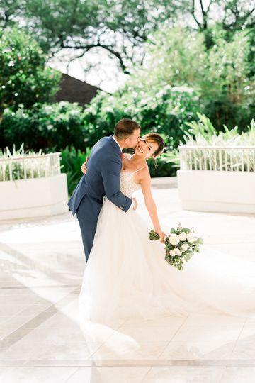 Beautiful Four Seasons wedding