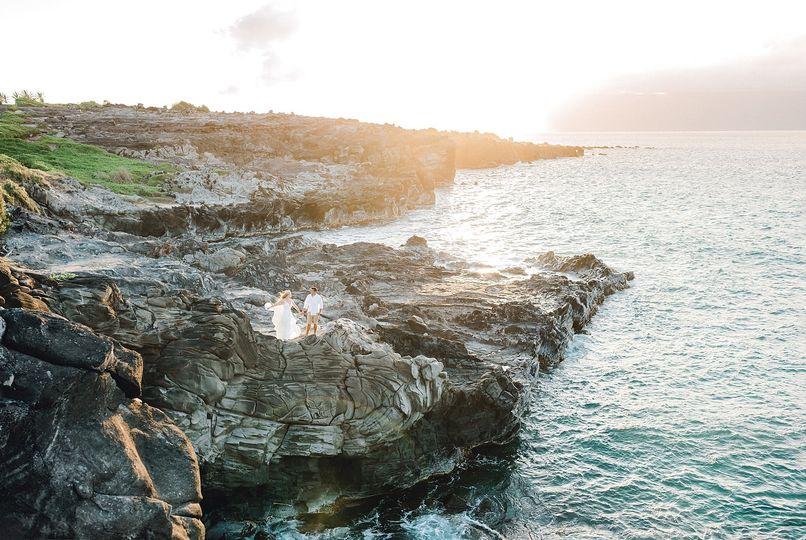Maui Kapalua wedding