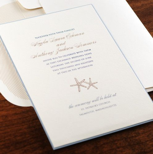 Tmx 1381183092576 Fine Romance 7 Manhasset, New York wedding invitation