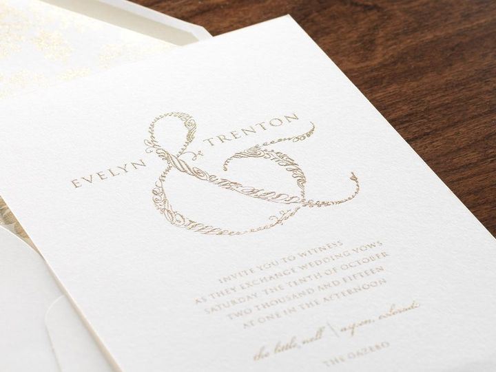Tmx 1426698516832 Image21 Manhasset, New York wedding invitation