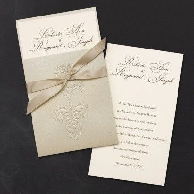 Tmx 1426699187181 3124bsn7047ambzm Manhasset, New York wedding invitation