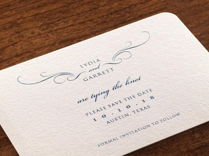 Tmx 1426699952280 Save The Date Manhasset, New York wedding invitation