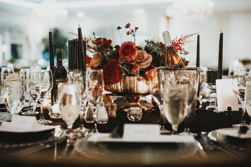 Eagle Oaks - Table Detail