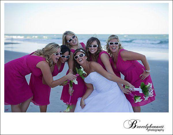 BridesmaidsRadissonBeachPhoto