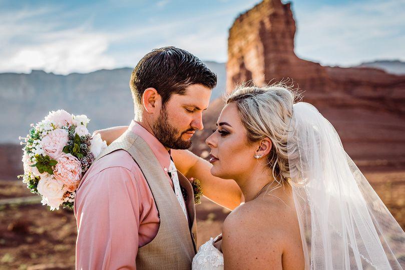 Marble Canyon Wedding