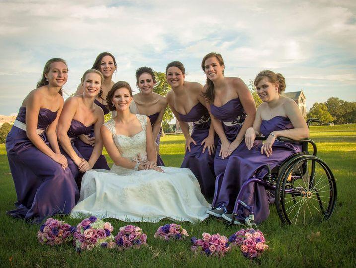 Officers club wedding