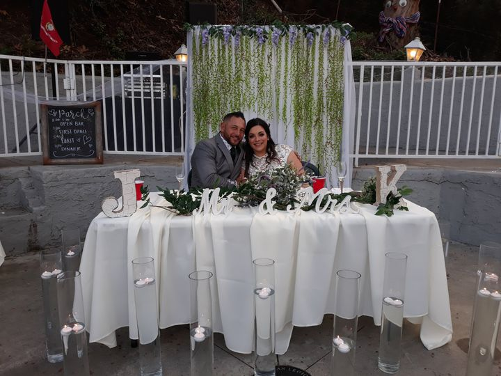A'la Carte (K & J wedding)