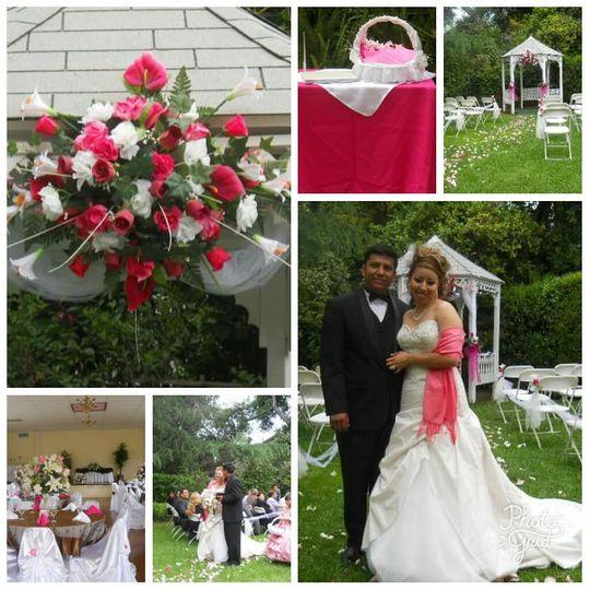Month of (Hernandez wedding)
