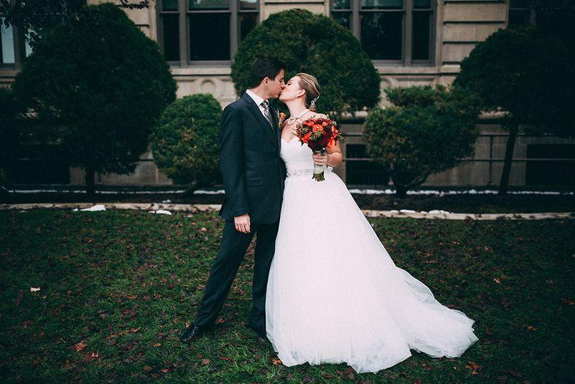 urban boise wedding photography
