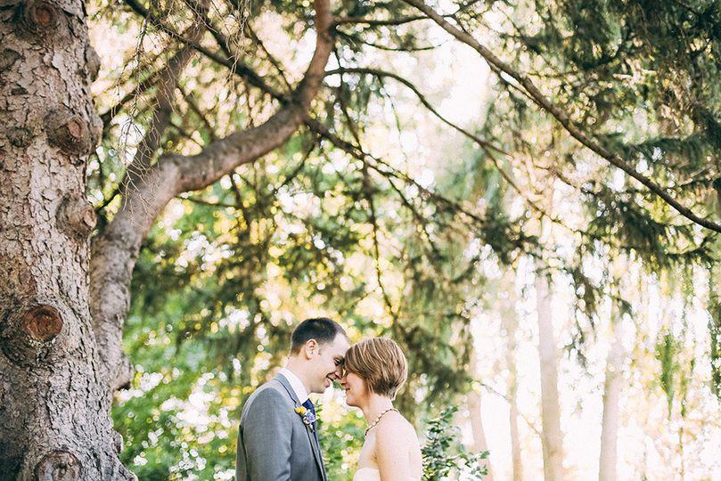 backyard wedding boise