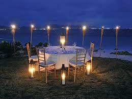 candelight dinner