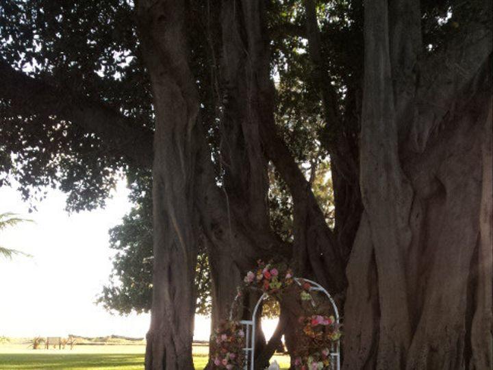 Tmx 1476157997563 Wedding Canopy At Waimea Plantation Cottages Kapaa wedding planner