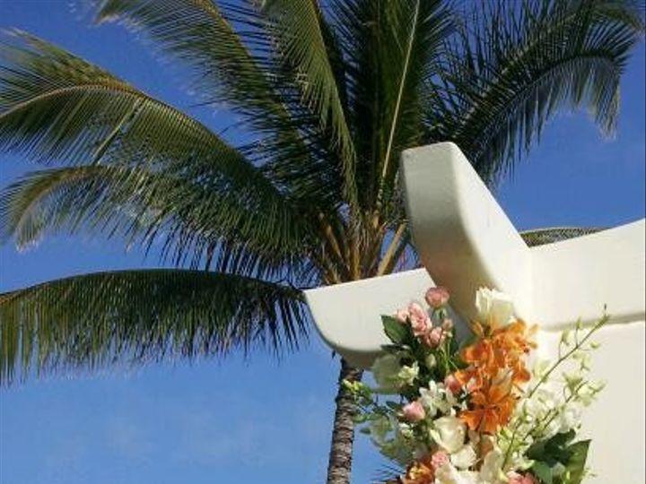 Tmx 1476158048946 Flowers On Gazebo At Hyatt Kapaa wedding planner