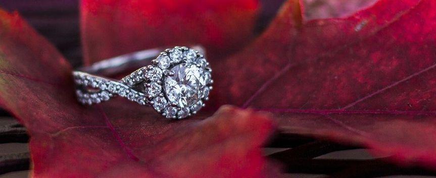 Detroit Wedding Photography - Rings