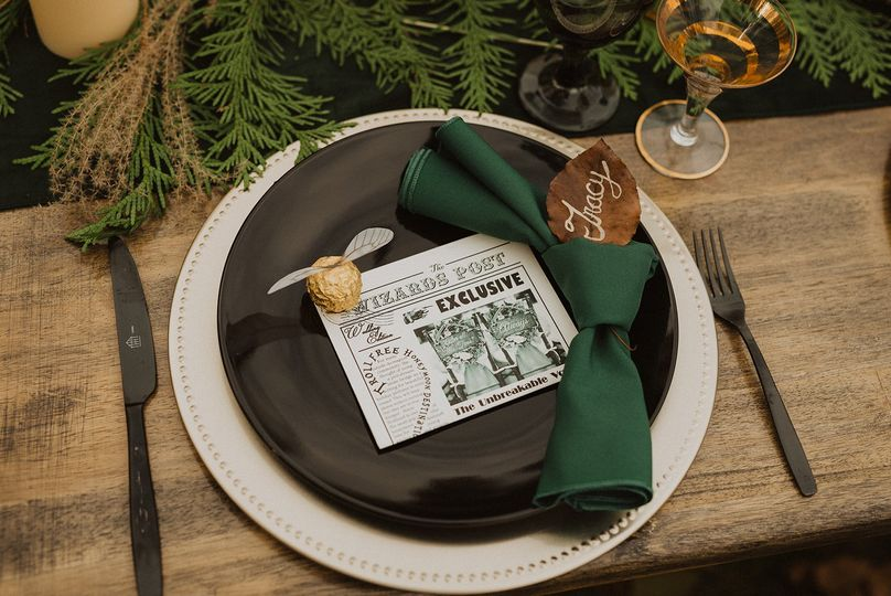 Guest Placesetting