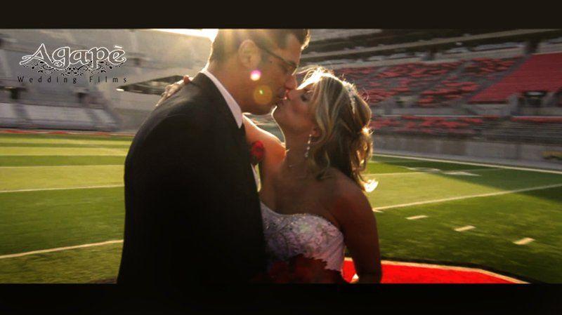 Couple Agape` Wedding Films