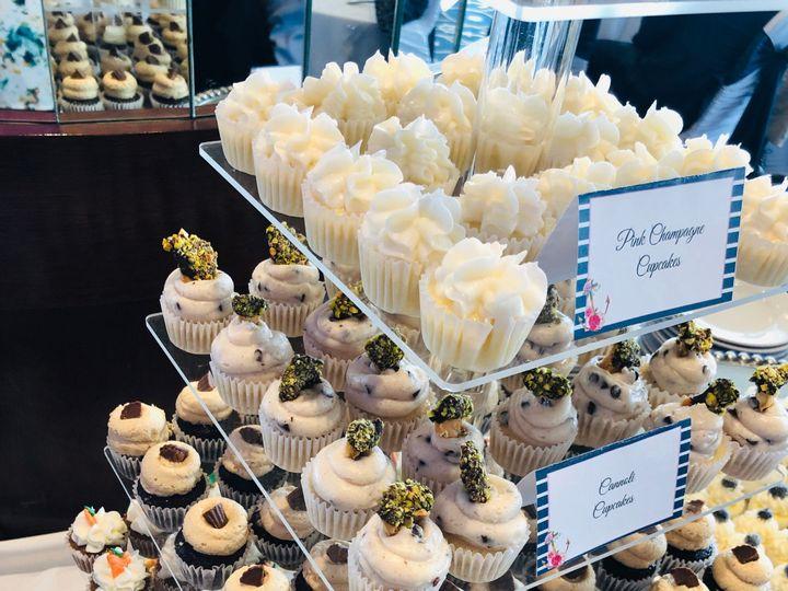 Tmx Cupcakes 51 1036843 157801660789733 Clawson, MI wedding cake