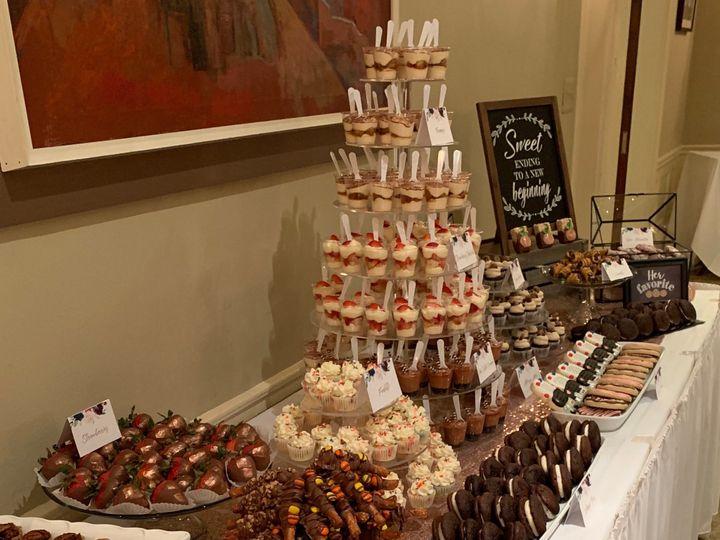 Tmx Danielle And Nick Wedding 51 1036843 157801663555297 Clawson, MI wedding cake