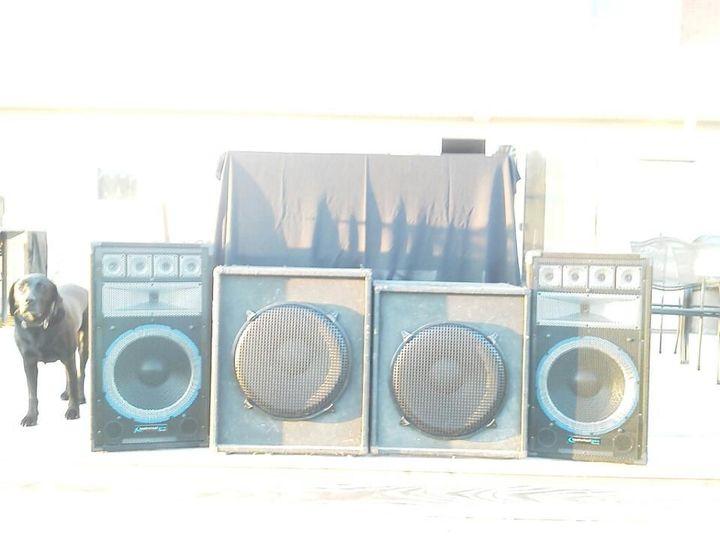 Sound system equipments