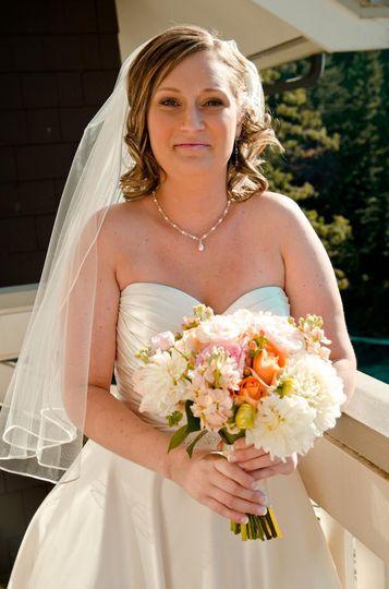 Lovely bride Jaime!