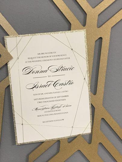Going Postal Designs - Invitations - Astoria, NY - WeddingWire